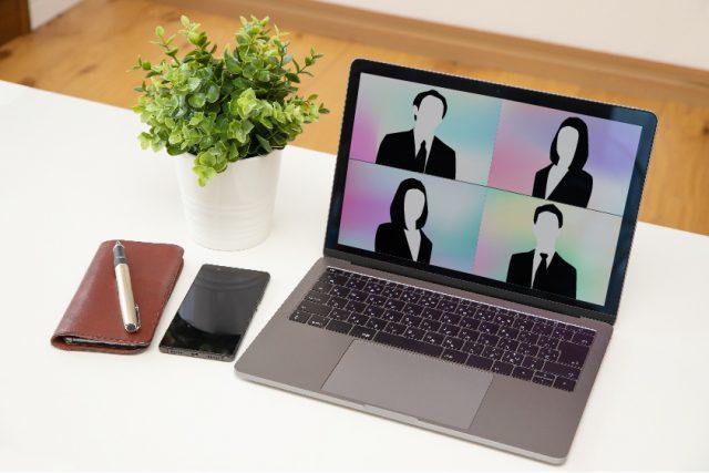 ノートパソコン web会議