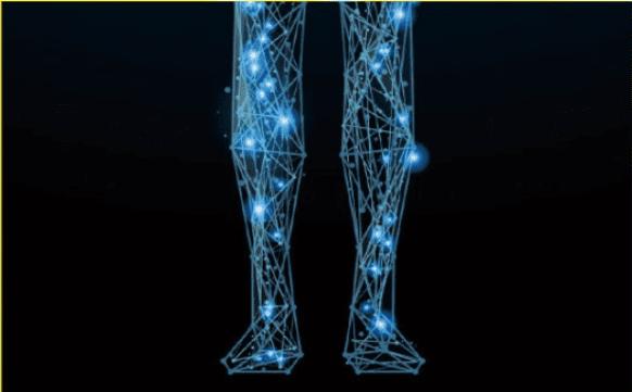 足のツボの位置